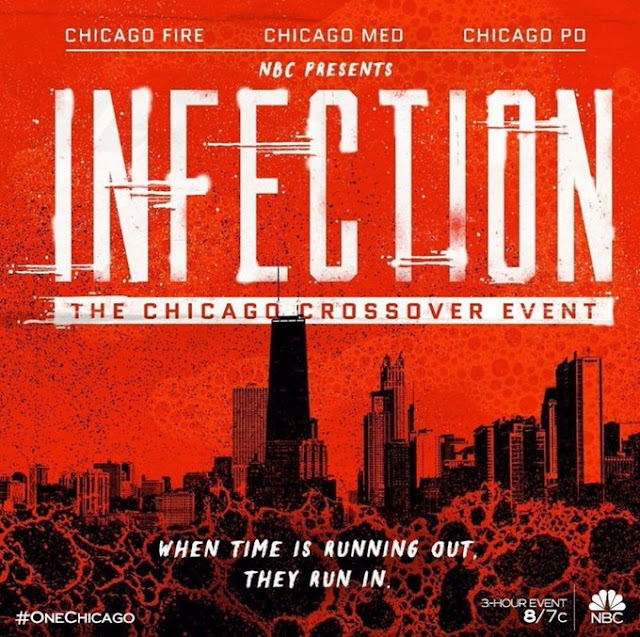 "EG79QejXUAEea B - One Chicago Crossover Event ""Infection"""