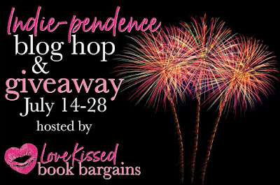 Indie-pendence Blog Hop and Giveaway