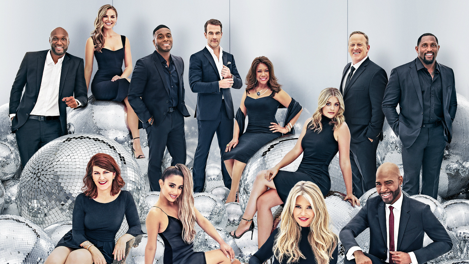 Dancing with the Stars Lamar Odom Kate Flannery Hannah Brown Kel Mitchell Ally Brooke James Van Der Beek Mary Wilson Christie Brinkley Lauren Alaina Sean Spicer Karamo Brown Ray Lewis ABC