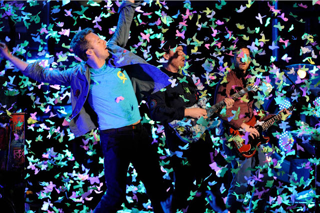 Video: Coldplay - Hymn For The Weekend
