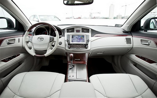 A Generously Sized Interior And Plush Seats Make This The Most Comfortable Car In Our Comparison