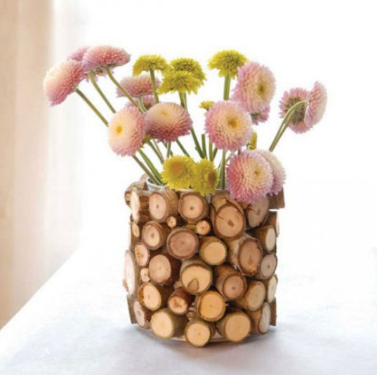 CREATIVE WOODEN DECORATIONS