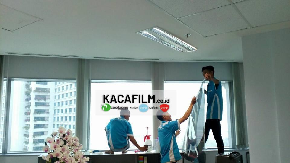 pasang kaca film kantor Beji Depok