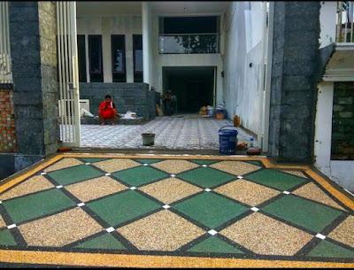 desain lantai