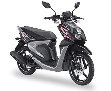 Harga All New Yamaha X-Ride 125 Terbaru, Review dan Spesifikasi Lengkap