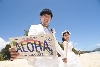 Hawaii License Plate