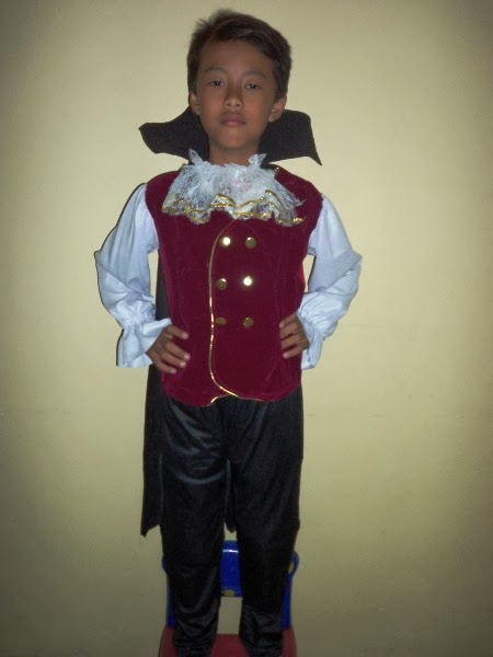 sewa kostum halloween di jakarta utara