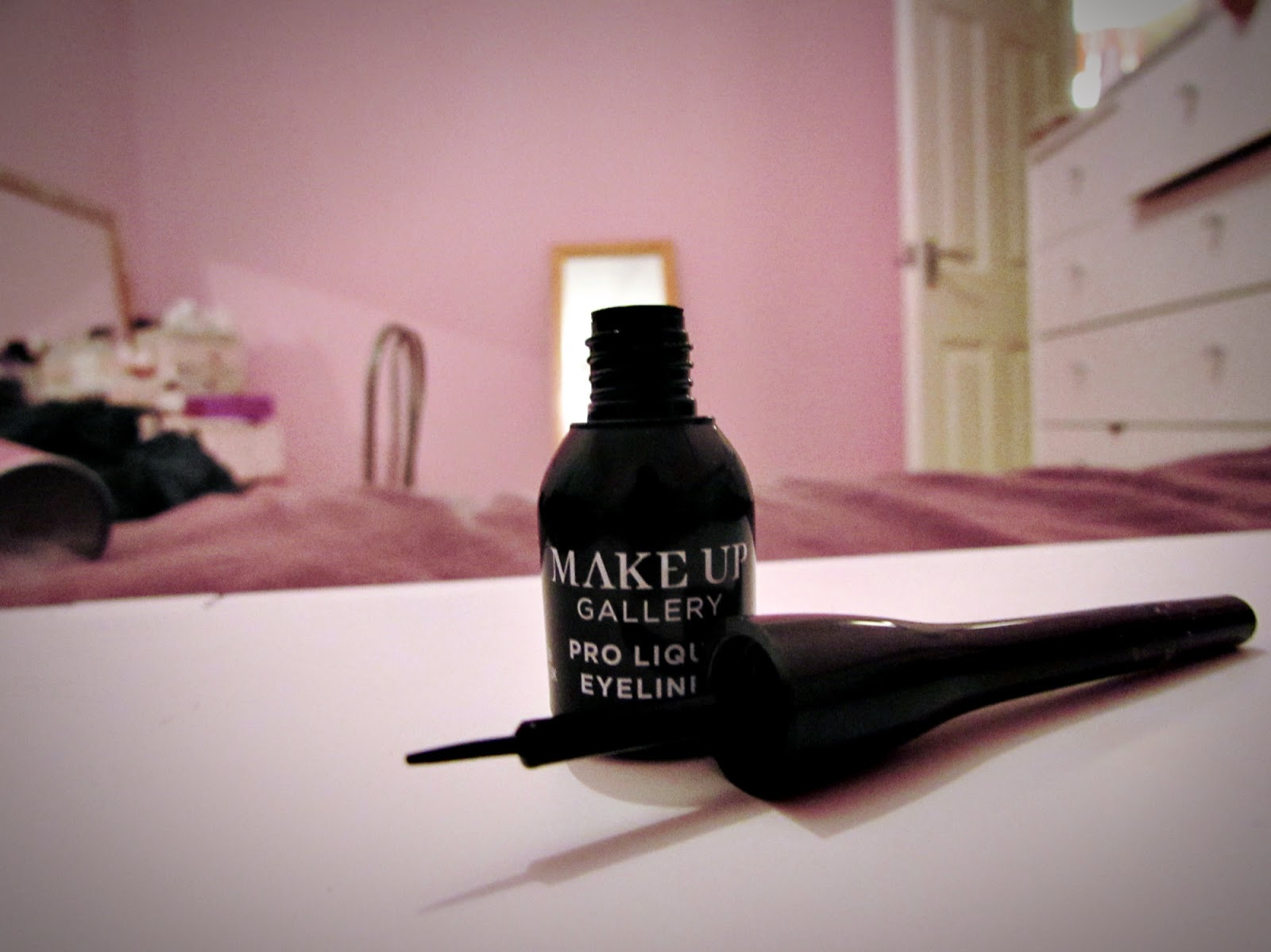 Poundland Makeup Gallery Liquid Eyeliner review