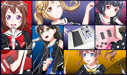 BanG Dream! 3rd Season Todos os Episódios Online