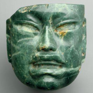 маска из нефрита
