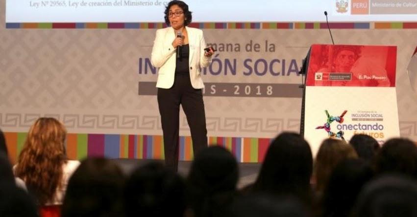Bicentenario se lanzará el sábado desde Huamanga y 19 regiones en simultáneo, informó la ministra de Cultura, Patricia Balbuena