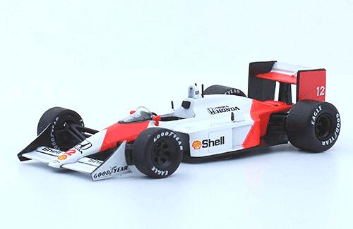 McLaren MP4/4 1988 Ayrton Senna