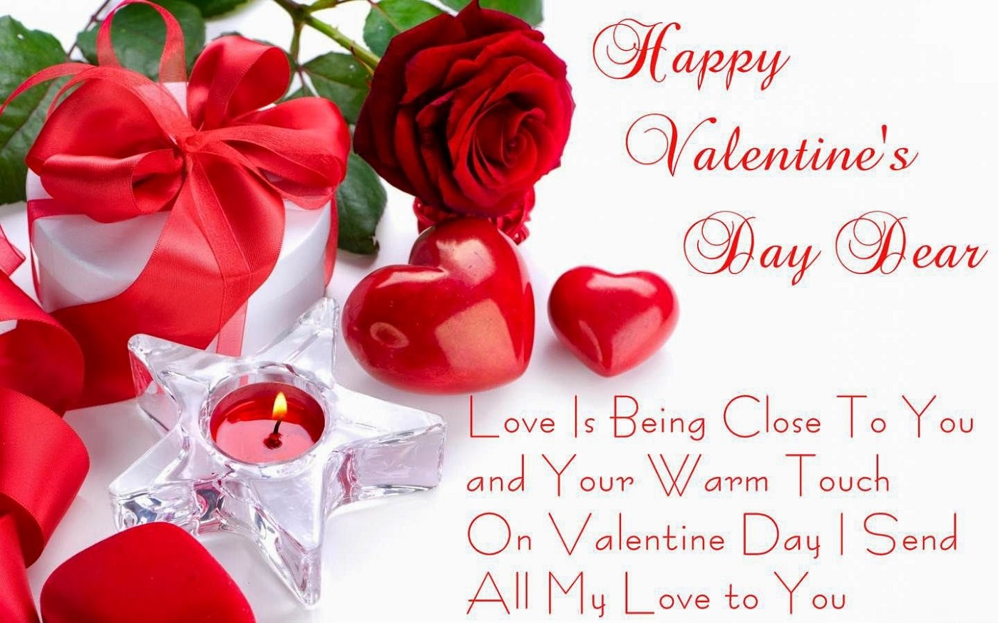 Best Happy Valentines Day Wishes Quotes For Girlfriend With Images