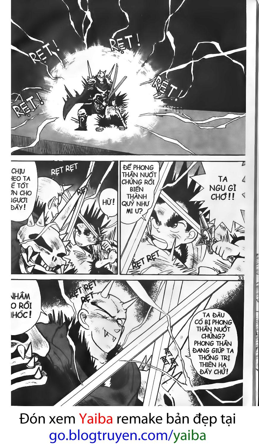 Yaiba chap 61 trang 12