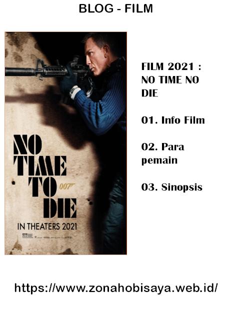 FILM 2021 : No Time to Die