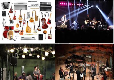 jenis - jenis dan contoh musik