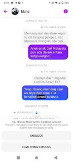gang akhir zaman teori konspirasi, Amir Shahmi Md. Ali scammer, Tengku Azrul Hamdi Tuan Zolkepli scammer, Muhd Arifin scammer, Haniz Zerstoren scammer