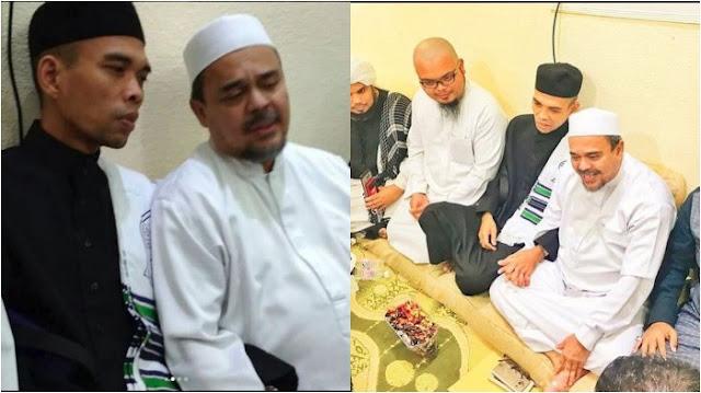 Fitnah UAS Poligami Mirip Kasus Habib Rizieq