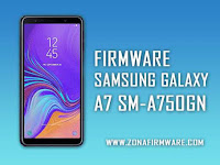 Cara Flash Samsung Galaxy A7 SM-A750GN
