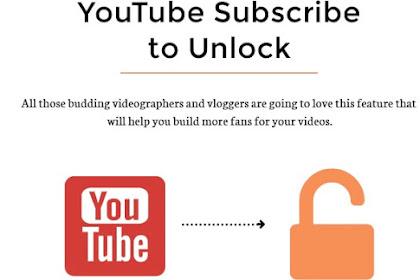 Content Locker Pro, Plugin Ampuh Untuk Meningkatkan LIKE FANSPAGE dan SUBSCRIBER YouTube