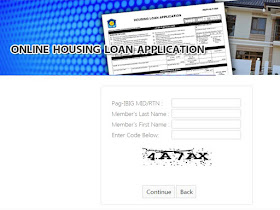 PUT GRAPHICS HERE   For those who are planning to apply for Pag-Ibig Housing Loan, you can do it ONLINE!  Applicants who wish to apply online can visit https://www.pagibigfundservices.com/housingloan/apply/default.aspx      You will need the following information on your online application. Make sure you have your Pag-Ibig MID/RTN.  T  The application process and requirements for the housing loan application has also been made easier. Right now, there are lesser requirements and shorter processing time.  Prior to the changes in the application process of housing loan, the processing time used to be 27 days, but right now, it can be processed in as early as 20 days after the submission of all the requirements.    Instead of the long list of requirements being asked before, the following will be the new requirements that applicants have to submit when applying.    Once the complete requirements are submitted.  Pag-Ibig will immediately conduct inspection of the property. There will also  be a credit investigation to make sure that the member borrower has the capacity to pay his/her loan.          They are also working on making their offices, one stop shop to speed up the process.  Compared to banks, their housing loan interest rate is also made lower. For Regular Housing Program, the interest rate is 5.5%. While the minimum wage earners applying for the housing loan can avail 4.5% interest rate.  For more information on the new housing loan process in Pag-Ibig, please contact the Pag-Ibig branch nearest you or check their website here.      ©2017 THOUGHTSKOTO