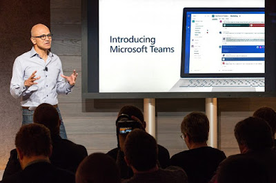 Microsoft Teams Plans to Dethrone Slack