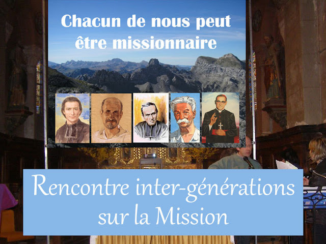 Caté : Chacun de nous peut être missionnaire