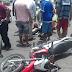 Vitima ferida após acidente no gancho do Igapó