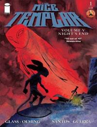 The Mice Templar Volume 5: Night's End Comic