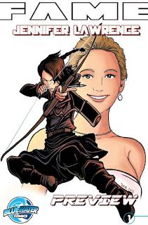 Jennifer Lawrence - Cover