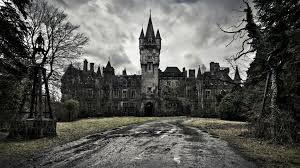 Gloomy Medieval Castle