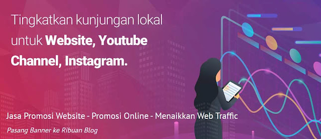 jasa menaikkan traffic website