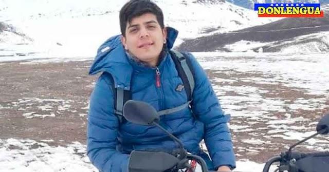 Venezolano de 19 años asesinado de un tiro en la cabeza en Chile tras salir de una fiesta