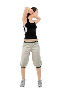 girar la cintura para reducir