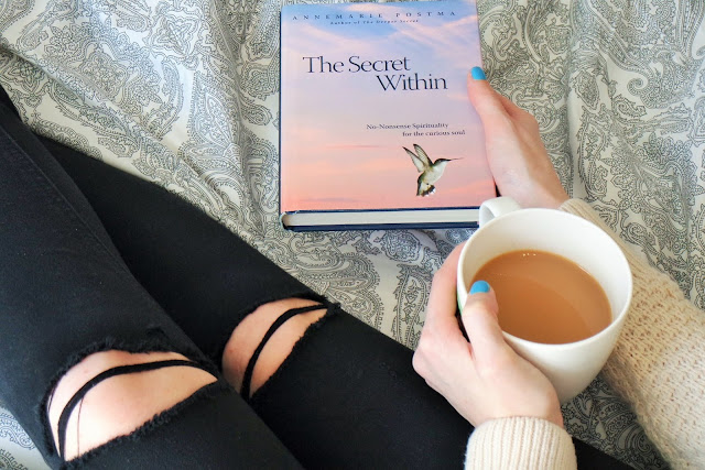 Relaxation and Wellness Book The Secret Within