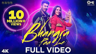 भंगड़ा पा ले Bhangra Paa Le Lyrics In Hindi - Mandy Gill