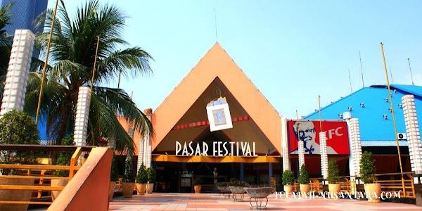 meeting point dari plaza festival jakarta