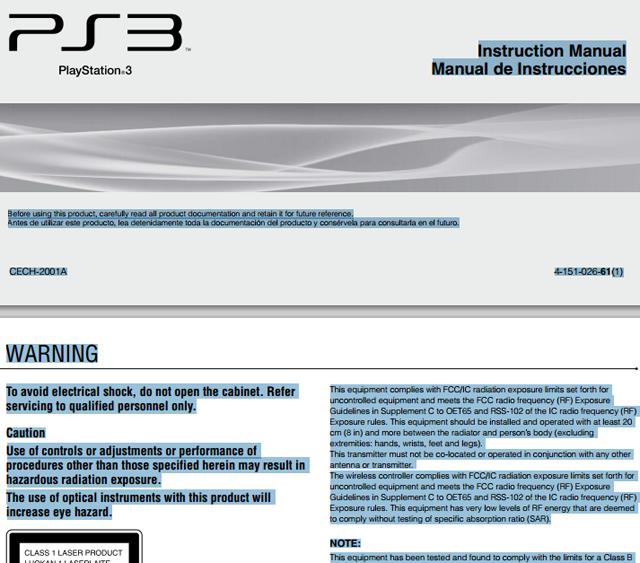 Copiar el texto de un archivo PDF