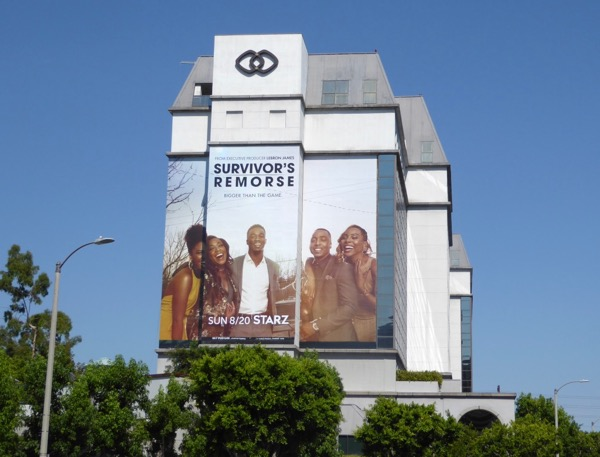 Survivors Remorse season 4 billboard