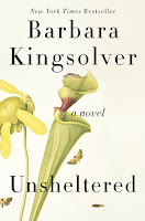 Unsheltered, by Barbara Kingsolver book cover and review