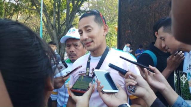 Prabowo-Anies, Sandi: Ini Kombinasi Yang Kuat