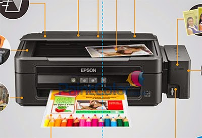 epson l210 all-in-one