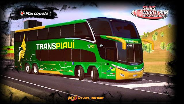 PARADISO G7 1800 DD 8X2 - VIAÇÃO TRANSPIAUI