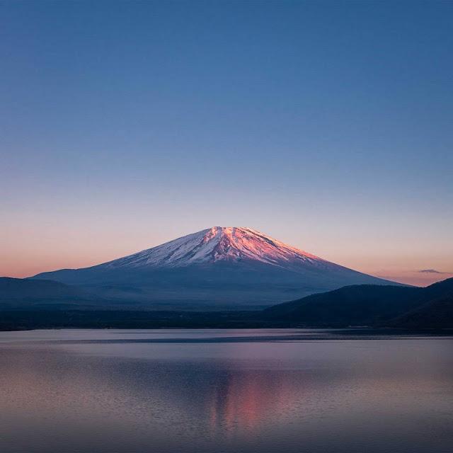 Núi Phú Sĩ, Nhật Bản