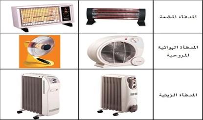 كيف تعمل الدفاية الكهربائية