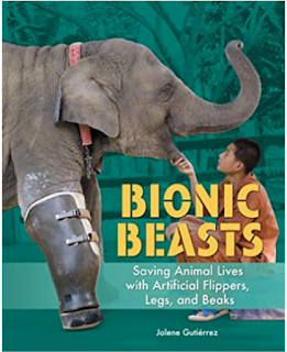 Bionic Beasts: Saving Animal Lives with Artificial Flippers, legs and Beaks by Jolene Gutierrez