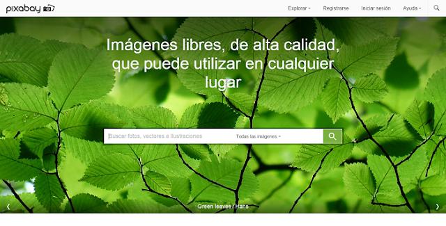 مواقع للحصول على صور مجانية بجودة عالية وبذون حقوق الطبع والنشر