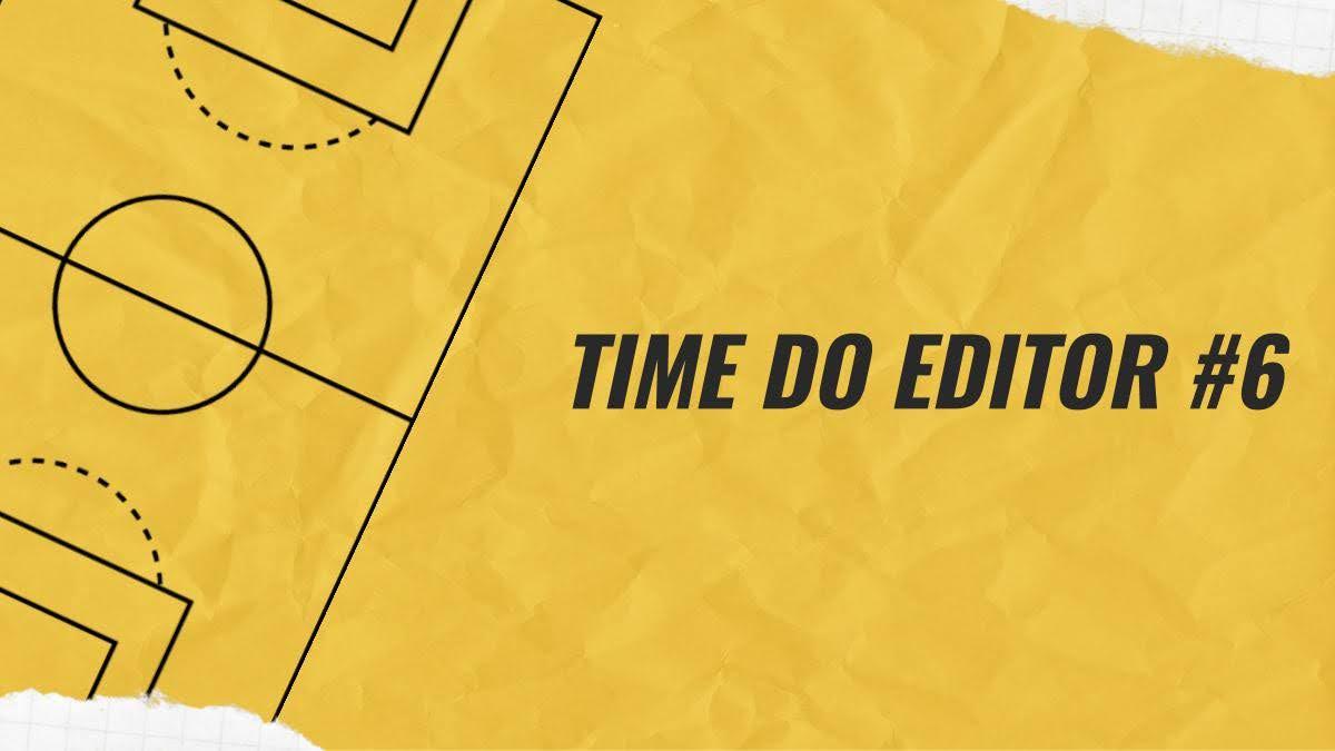 Time do Editor #6 - Cartola FC 2020