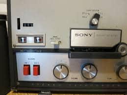 Các phím điều khiển Sony TC-200