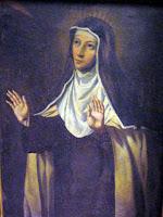 sainte Marie-Madeleine Pazzi